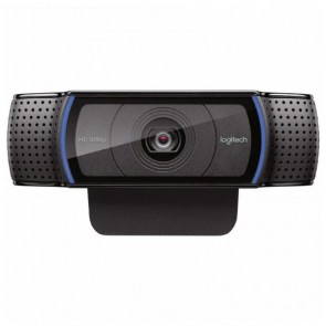 Webcam Logitech C920 15 Mpx Full HD Nero