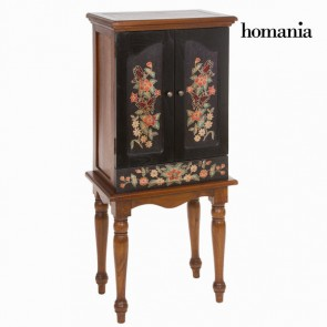Portagioie Verticale Legno di acacia (118 x 51 x 38 cm) - Paradise Collezione by Homania