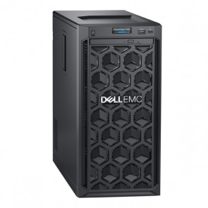 Server tower Dell PowerEdge T140 Xeon® E-2124 8 GB RAM 1 TB LAN Nero