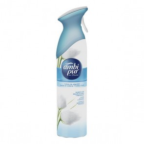 Diffusore Spray Per Ambienti Air Effects Cotton Fresh Ambi Pur (300 ml)
