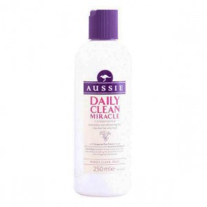 Balsamo per Capelli Sottili Daily Clean Miracle Aussie (250 ml)