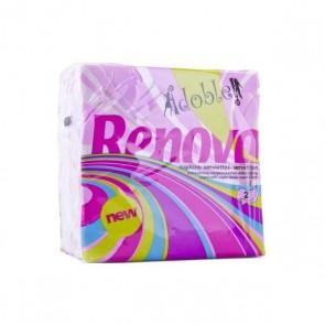Tovagliolo di carta Renova Rosa (60 uds)