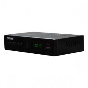 Sintonizzatore TDT Denver Electronics DVBS-205HD DVB-S2 Full HD Nero