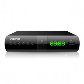 Sintonizzatore TDT Denver Electronics DTB133 Nero