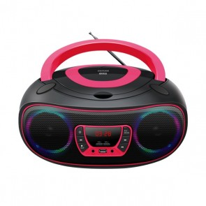 Radio CD MP3 Denver Electronics TCL-212 Bluetooth LED LCD