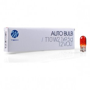 Lampadina per Auto MTECZ28 M-Tech WY5W 5W 12V (10 pcs)