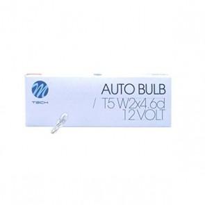 Lampadina per Auto MTECZ29 M-Tech W1.2W 1,2W 12V (10 pcs)
