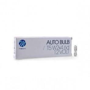 Lampadina per Auto MTECZ39 M-Tech W2.3W 2,3W 12V (10 pcs)