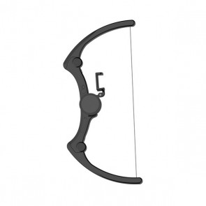 Arco Gaming Omega AR BOW Nero