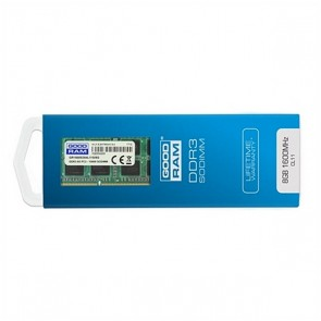 Memoria RAM GoodRam GR1333S364L9 8 GB DDR3