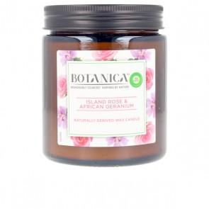 Candela Profumata Botanica Rose & African Geranium Air Wick (205 g)