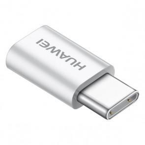 Adattatore Micro USB con USB-C Huawei Bianco