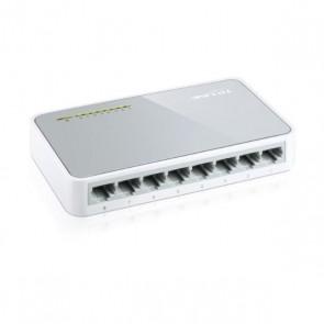 Router da Tavolo TP-Link TL-SF1008D 10/100 Mbps Plastica