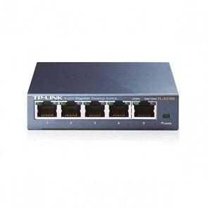 Router da Tavolo TP-LINK TL-SG105 5P Gigabit Auto MDIX Metallo