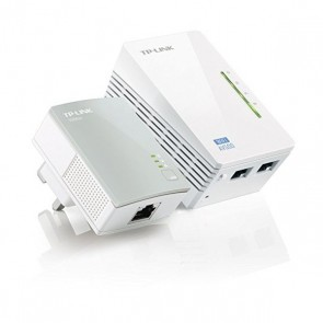 TP-LINK WPA4220KIT Powerline Extensor AV500 N300