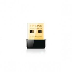 Adattatore Wi-Fi TP-LINK Nano TL-WN725N 150N WPS USB Nero