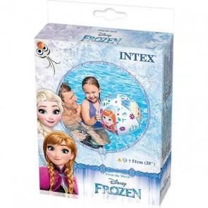 Palla gonfiabile Frozen Intex (51 cm)