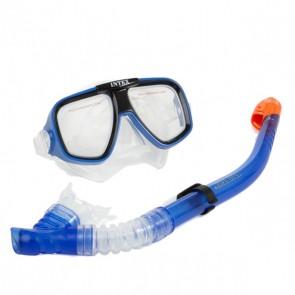 Occhialini da Snorkeling e Boccaglio per Bambini Intex
