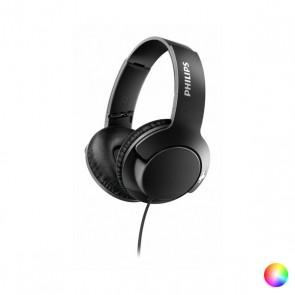 Auricolari con Microfono Philips SHL3175/00 BASS+ 40 mW (3.5 mm)