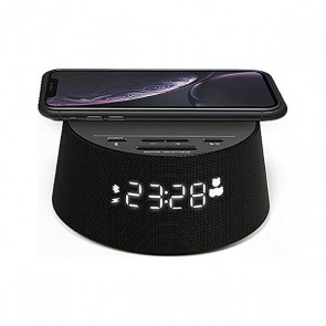 Sveglia con Caricabatterie Senza Fili Philips TAPR702/12 FM Bluetooth Nero