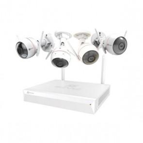 Videocamera di Sorveglianza Ezviz CS-BW2824-B1E10 Wifi 1 TB