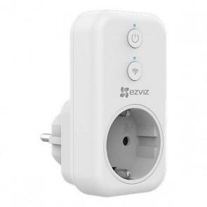 Presa Intelligente Ezviz T31 WiFi 2.4 GHz Bianco