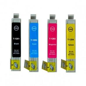 Cartuccia d'inchiostro compatibile Inkoem T128