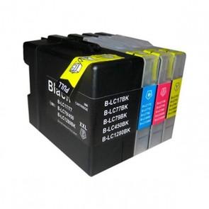 Cartuccia d'inchiostro compatibile Inkoem LC1280