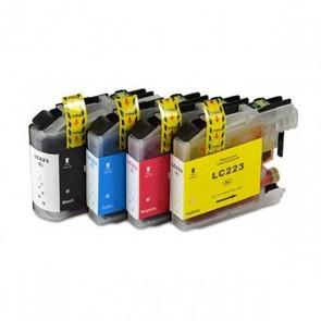 Cartuccia d'inchiostro compatibile Inkoem LC223