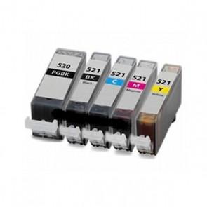 Cartuccia d'inchiostro compatibile Inkoem CLI521