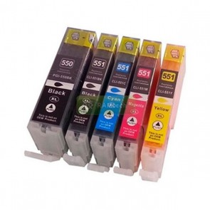 Cartuccia d'inchiostro compatibile Inkoem CLI571XL