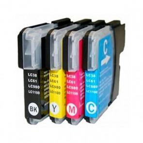 Cartuccia d'inchiostro compatibile Inkoem LC980 XL