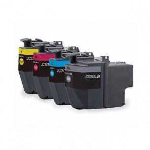Cartuccia d'inchiostro compatibile Inkoem LC3213