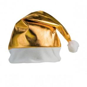 Cappello Metallizzato di Babbo Natale 149833