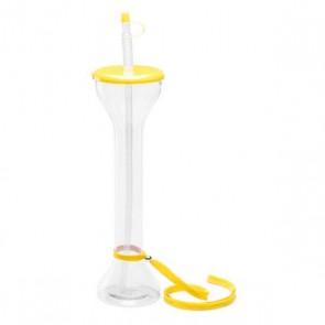 Bicchiere con Cannuccia (650 ml) 144702
