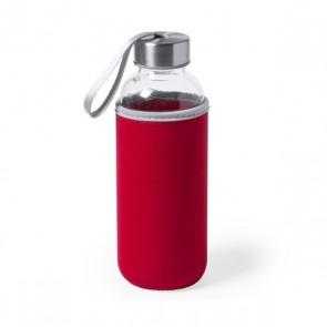 Bottiglia di Vetro con Custodia in Neoprene (420 ml) 145513
