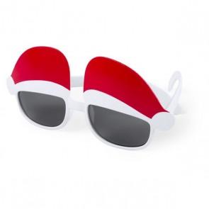 Occhiali con Cappello di Babbo Natale 144802