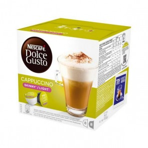 Capsule di caffè Nescafé Dolce Gusto 87377 Cappuccino Light (16 uds)
