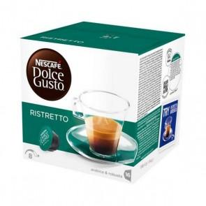 Capsule di caffè Nescafé Dolce Gusto 41640 Espresso Ristretto (16 uds)