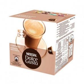 Capsule di caffè Nescafé Dolce Gusto 96350 Espresso Macchiato (16 uds)
