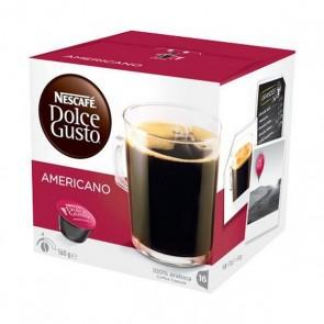 Capsule di caffè Nescafé Dolce Gusto 43352 (16 uds) Americana