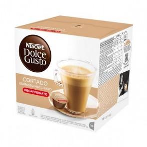 Capsule di caffè Nescafé Dolce Gusto 94314 Espresso Macchiato Decaffeinato (16 uds)