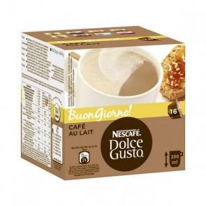 Capsule di caffè Nescafé Dolce Gusto 65835 Au Lait (16 uds)