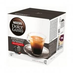 Capsule di caffè Nescafé Dolce Gusto 60924 Espresso Intenso Decaffeinato (16 uds)