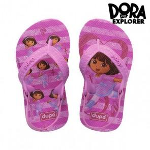 Ciabatte per Bambini Dupé Dora Rosa