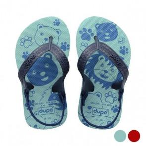 Ciabatte per Bambini Dupé Sweet Baby Azzurro