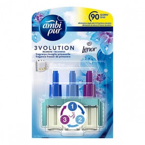 Ricariche Per Diffusore Elettrico 3volution Frescor Primavera Ambi Pur (21 ml)