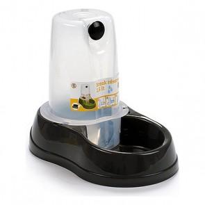 Abbeveratoio Plastica (1500 ml) Trasparente Antracite