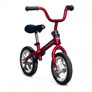 Bicicletta per bambini Chicco Rosso (30+ mesi) Bici Pedagogica Bambino