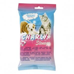 Salviettine Inumidite per Animali Domestici (20 Pcs)